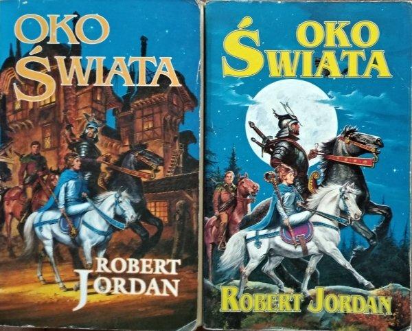 Robert Jordan • Oko Świata [komplet]