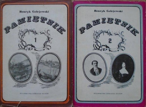 Henryk Golejewski • Pamiętnik [komplet]