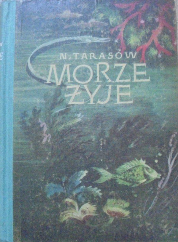 N. Tarasow • Morze żyje [Szancer]