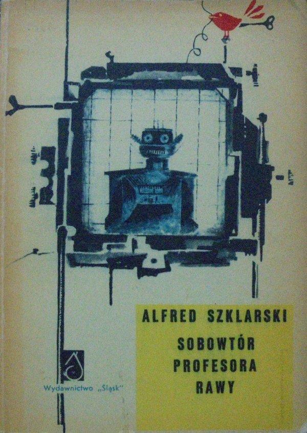 Alfred Szklarski • Sobowtór profesora Rawy [Andrzej Czeczot]