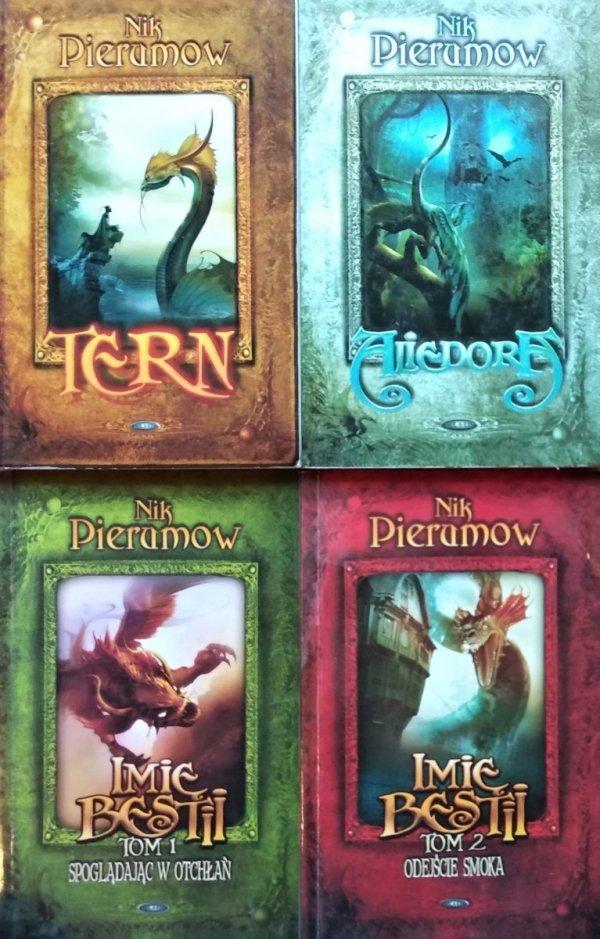 Nik Pierumow • Siedem Zwierząt Rajlegu [komplet]