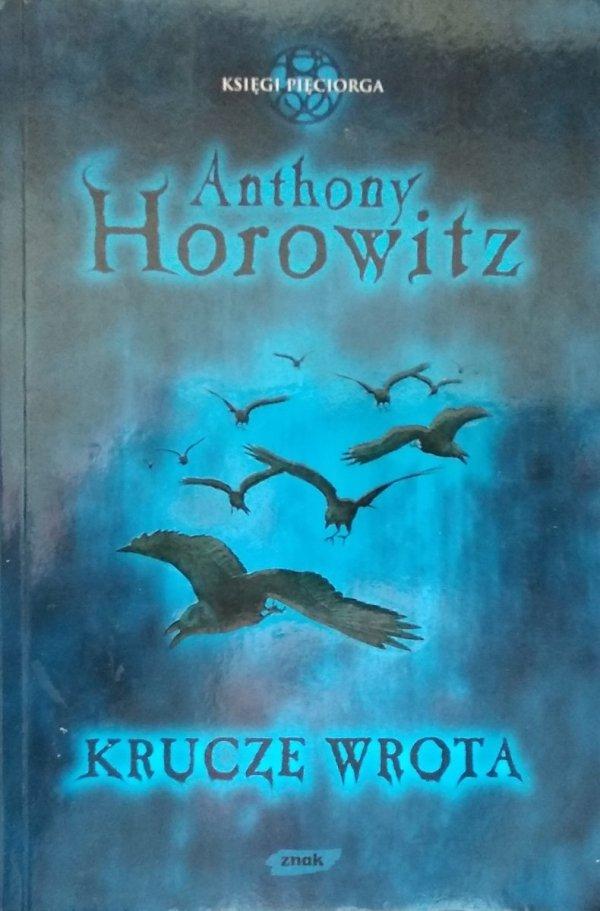 Anthony Horowitz • Krucze Wrota