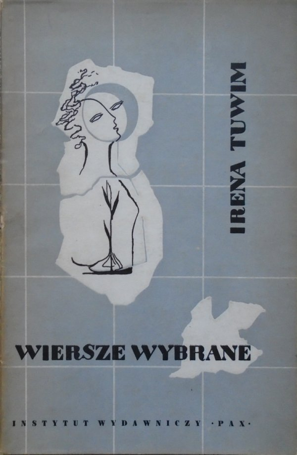 Irena Tuwim • Wiersze wybrane [Tadeusz Niemirski]