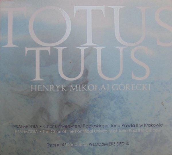 Henryk Mikołaj Górecki • Totus Tuus • CD