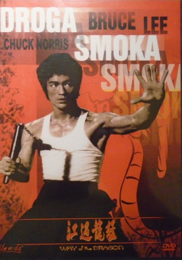 Bruce Lee • Droga smoka • DVD