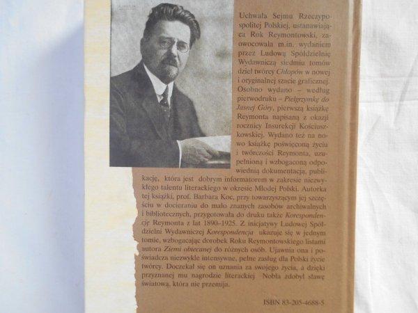 Wł. St. Reymont • Korespondencja 1890-1925