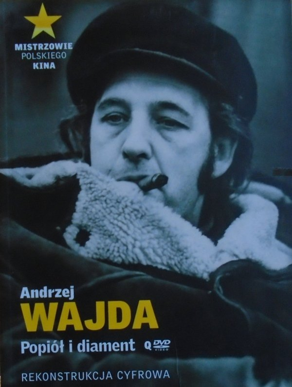 Andrzej Wajda • Popiół i diament. Rekonstrukcja cyfrowa • DVD