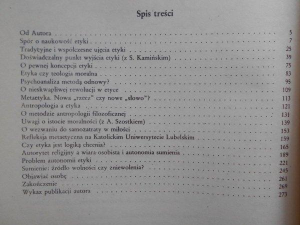 Tadeusz Styczeń • W drodze do etyki