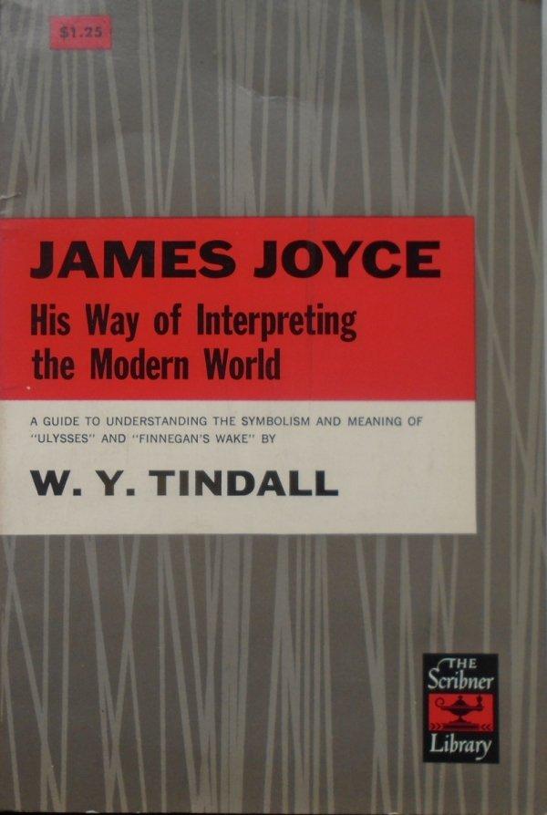 W.Y.Tindall James Joyce. His Way of Interpreting the Modern World