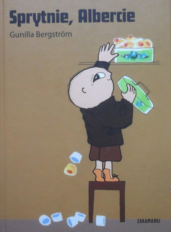 Gunilla Bergstrom • Sprytnie, Albercie