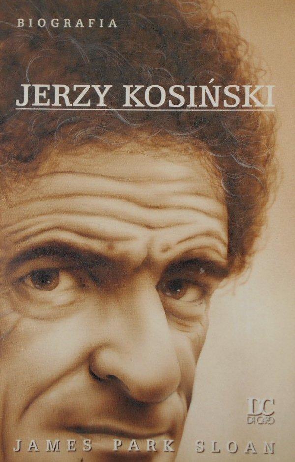 James Park Sloan • Jerzy Kosiński. Biografia