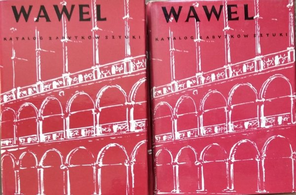 Katalog zabytków sztuki • Miasto Kraków. Wawel [komplet]