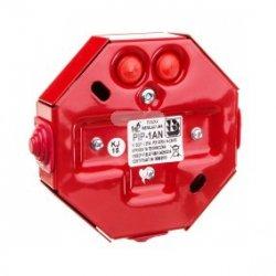 Puszka instalacyjna przeciwpożarowa E90 bezpiecznik 0,375A W2 PIP-1AN/0,375A