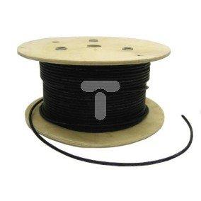 Kabel fotowoltaiczny 1x4mm2 czarny 18201 /bębnowy/