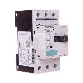 Wyłącznik silnikowy 3P 0,18kW 0,55-0,8A S00 3RV1011-0HA10