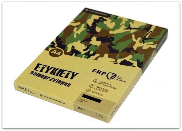 ETYKIETA A4 70x50,8 QCT