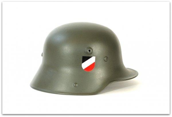 HEŁM NIEMIECKI M16 LUFTWAFFE - FELDGRAU