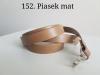 Pasek naramienny - Tworzywo, gładki, nitowany lub oczkowany