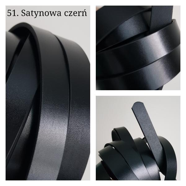 Zaczepy HYMO - Skóra 2 cm (komplet 2 szt)