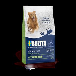Bozita Adult Grain Free Łoś 1,1kg