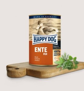 Happy dog puszka Kaczka 800g