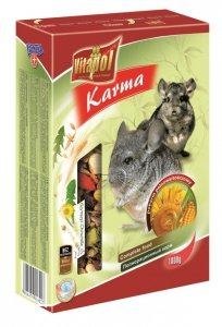 Karma Vitapol pełnoporcjowa dla szynszyli 450g