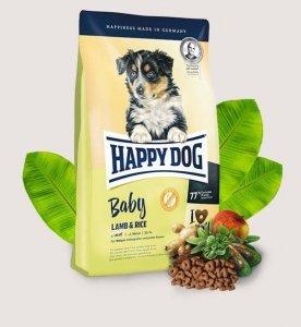 Happy Dog Dog  Baby Jagnięcina i Ryż  10kg