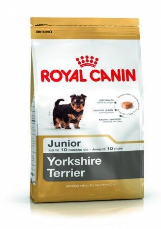 Royal Canin Yorkshire Terrier Junior 1,5kg