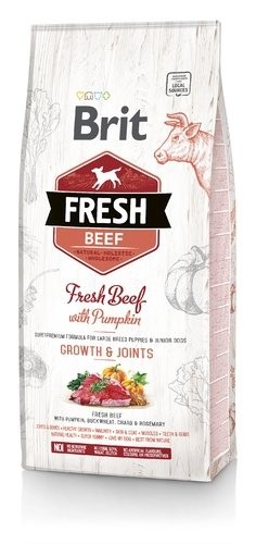 Brit Fresh Beef With Pumpin 2,5kg