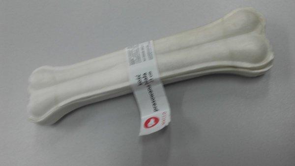 Kość prasowana biała 21cm Maced