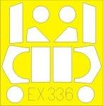 Eduard EX336 UC-43/ C-17 RODEN 1/48