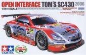 Tamiya 24293 Open Interface Tom's SC430 2006 (1:24)