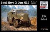 Mirror Models 35402 BRITISH MORRIS C8 QUAD MK II EARLY (1:35)