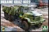 Takom 2022 Ukraine KrAZ-6322