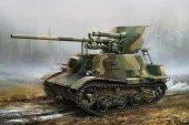 Hobby Boss 83849 Soviet ZIS-30 Light Self-Propelled Anti-Tank Gun (1:35)