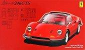 Fujimi 126449 Ferrari Dino 246GTS (Spider) (1:24)