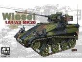 AFV Club 35275 Wiesel 1 A1/A3 Mk 20 (1:35)