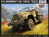 Mirror Model 35805 U.S. Diamond T 968 Cargo Truck open cab 1/35