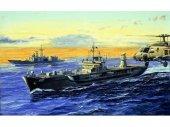 Trumpeter 05718 USS MOUNT WHITNEY LCC-20 2004 1:700