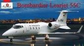 A-Model 72348 Bombardier Learjet - 55C 1:72