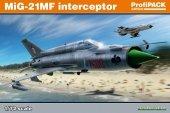 Eduard 70141 MiG-21MF interceptor 1/72