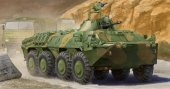Trumpeter 01593 Russian BTR-70 APC in Afghanistan (1:35)