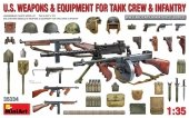 MiniArt 35368 British Infantry Weapons & Equipment WW II Military 1/35