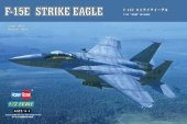Hobby Boss 80271 F-15E Strike Eagle Strike fighter (1:72)