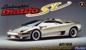 Fujimi 126340 Lamborghini Diablo SV MY99 (1:24)