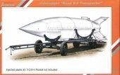 Special Armour 72009 Vidalwagen Street V-2 Transporter (1:72)