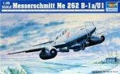 Trumpeter 02237 Messerschmitt Me 262 B-1a/U1 (1:32)