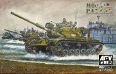 AFV Club 35060 M60A1 Patton (1:35)