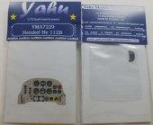 Yahu YMA7229 He 112B (RS) 1:72