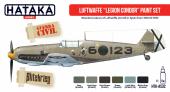 "Hataka HTK-AS32 Luftwaffe ""Legion Condor"" paint set"